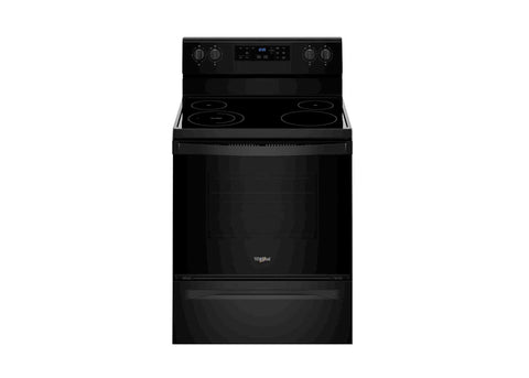 Whirlpool 5.3 Cu. Ft. Freestanding Electric Ranges with Adjustable Self-Cleaning