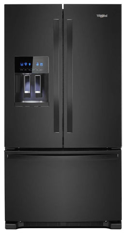 "Whirlpool 36""W 25 Cu. Ft. French Door Refrigerator"