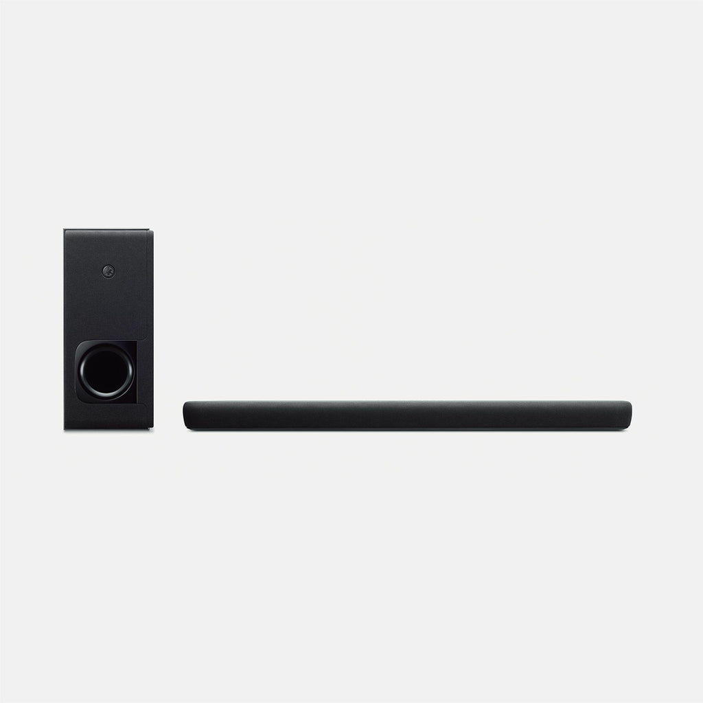 Yamaha Sound Bar with Wireless Subwoofer and Built-in Alexa