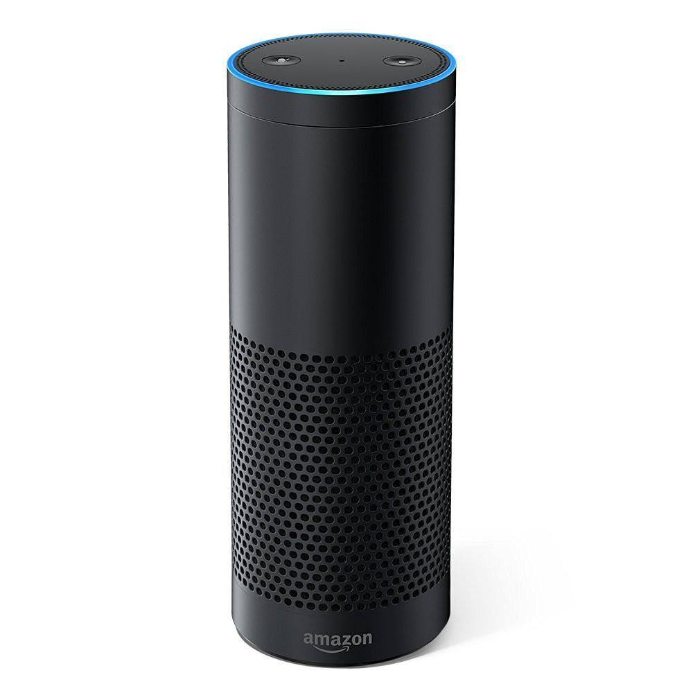 Amazon Echo Wi-Fi Speaker Black