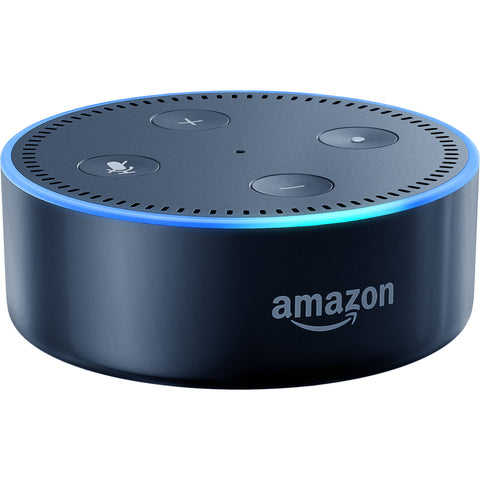 Echo Dot in Black