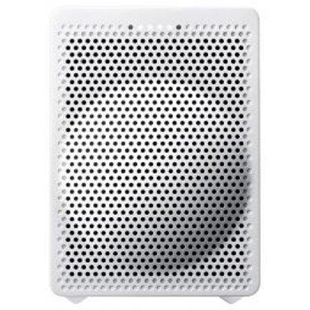 Onkyo Voice-Activated Speaker in White