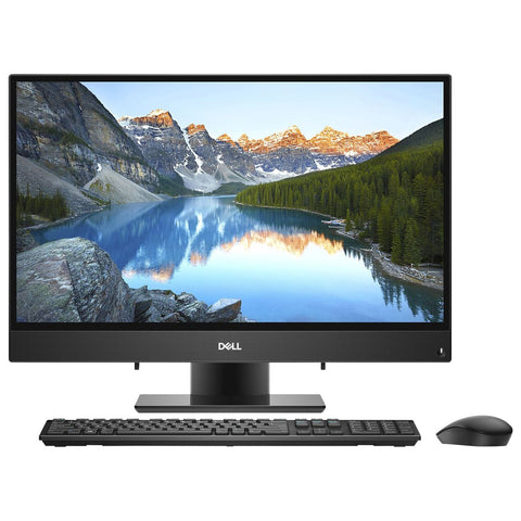 "Dell All in One Computer with 23.8"" Touchscreen Display"