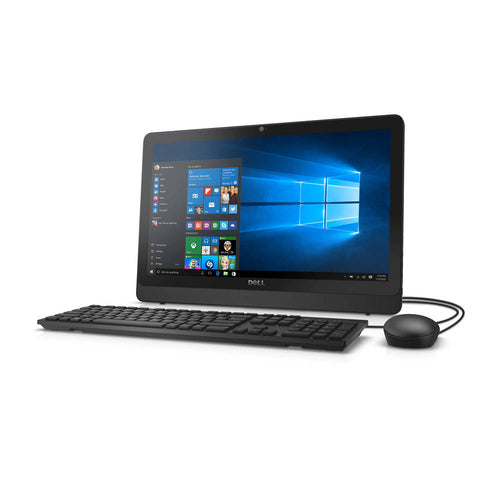 "Dell All-in-One Desktop Computer with 19.5"" Touch Monitor"