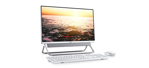 "Dell Inspiron 24"" 5000 All in One Computer with Arch Stand"