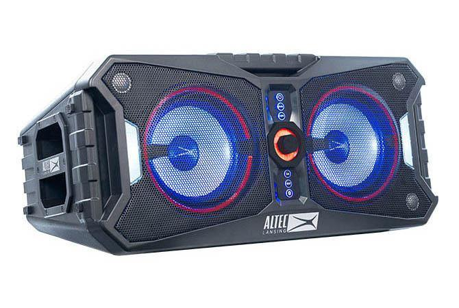 Altec Lansing Xpedition 8 Bluetooth Waterproof Speaker