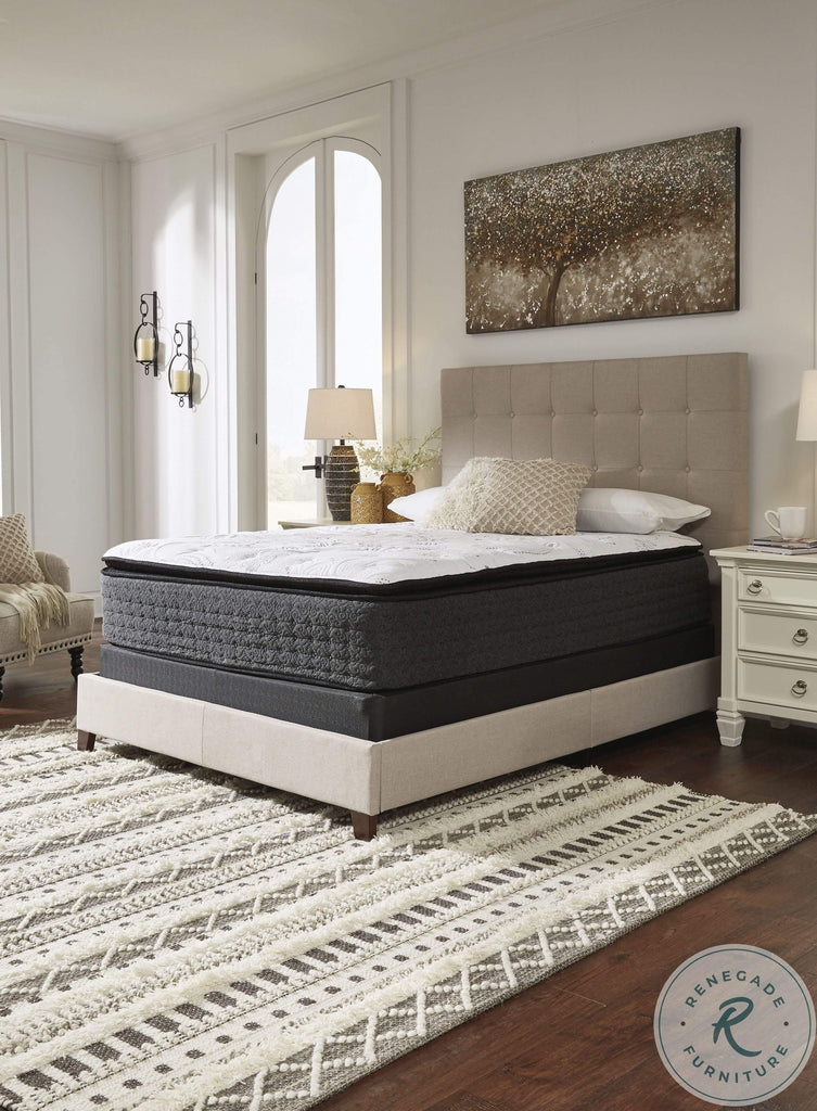 Ashley Furniture Manhattan Design District Plush Pillow Top Mattress