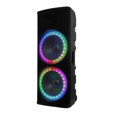 Edison Professional Bluetooth Speaker with LED lights