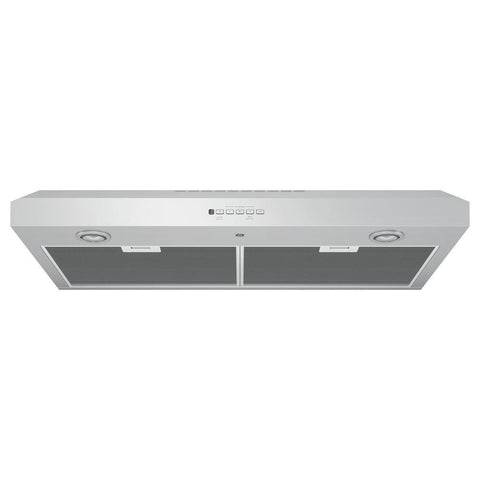 "GE 36"" Under the Cabinet Range Hood - Stainless Steel"