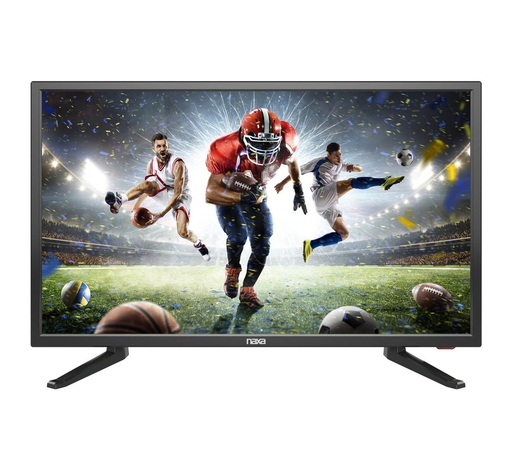 "Naxa 24"" LED 720p HDTV and Media Player - Smart Neighbor"