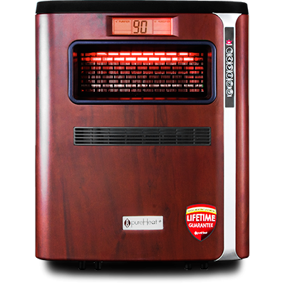 pureHeat 3-in-1 Heater & Air Purifier