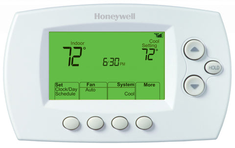 Honeywell Wi-Fi 7 Day Programmable Touchscreen Thermostat (RTH6580WF)