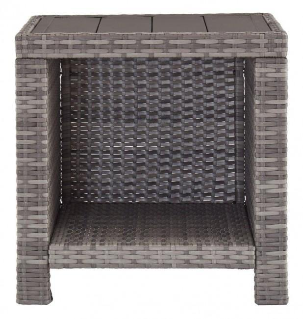 Ashley Salem Beach Outdoor Square End Table