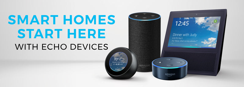 We've got skills with Amazon Alexa