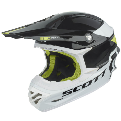 SCOTT 350 PRO RACE MX HELMET - MICA ONLINE SALES  - 1
