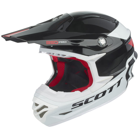 SCOTT 350 PRO RACE MX HELMET - MICA ONLINE SALES  - 2