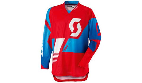 SCOTT 350 RACE MX JERSEY - MICA ONLINE SALES  - 4