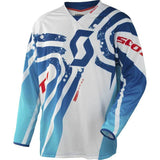 SCOTT 350 TACTIC MX JERSEY - MICA ONLINE SALES  - 1