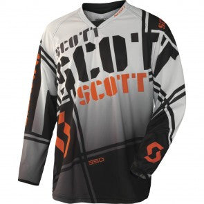 SCOTT 350 SQUADRON YOUTH MX JERSEY - MICA ONLINE SALES  - 2