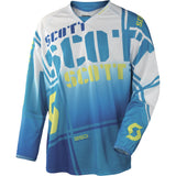 SCOTT 350 SQUADRON YOUTH MX JERSEY - MICA ONLINE SALES  - 1