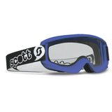 SCOTT AGENT CLEAR LENS KIDS MX GOGGLES - MICA ONLINE SALES  - 1