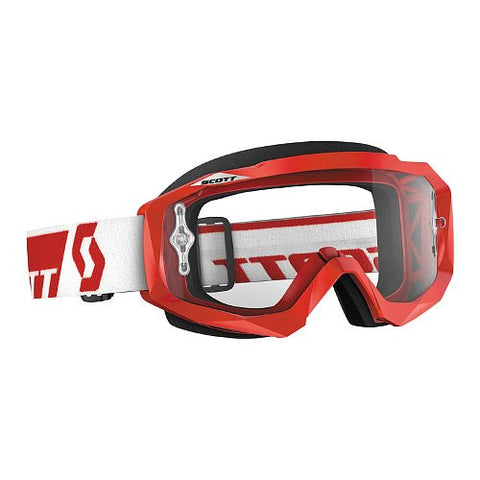HUSTLE MX CLEAR LENS GOGGLES - MICA ONLINE SALES  - 3