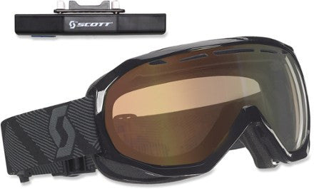 SCOTT NOTICE OTG GOGGLE WITH NO FOG FAN - MICA ONLINE SALES