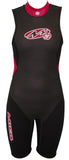 WOMENS ULTIMATE SLEEVELESS SHORTY - MICA ONLINE SALES  - 1