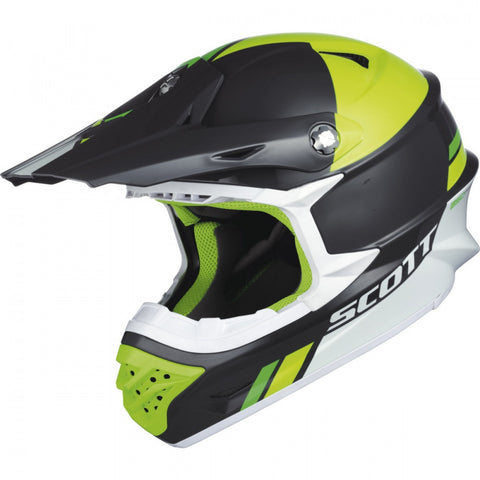 SCOTT 350 TROPHY MX HELMET - MICA ONLINE SALES  - 1