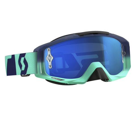 SCOTT TYRANT OXIDE CHROME LENS GOGGLES - MICA ONLINE SALES  - 1