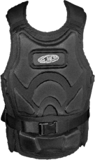 MENS MOLDED VEST - MICA ONLINE SALES  - 1