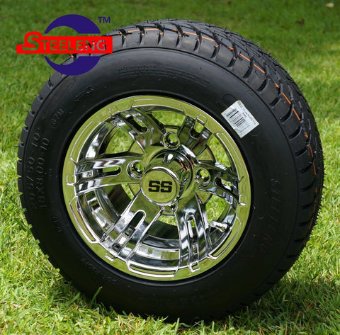 WHEELS & TIRES – Steeleng Golf Cart Accessories on car rims, golf carts lifted with exhaust, golf carts that are pink, golf carts with big wheels,