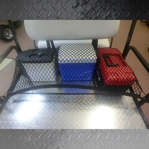 CARGO NET FOR REAR FLIP SEAT