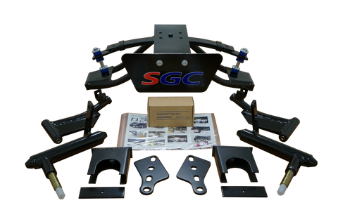 "SGC 6"" DOUBLE A-ARM LIFT KIT -  CLUB CAR DS (1982-2003)"