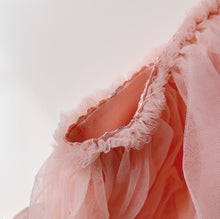 Load image into Gallery viewer, Baby Tutu in Coral Pink
