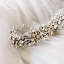 Load image into Gallery viewer, Rhinestone Sash