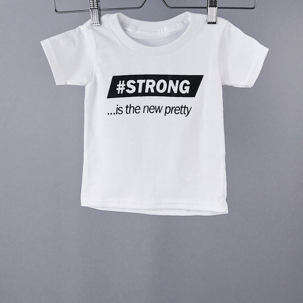 STRONG tee - Baby/Toddler