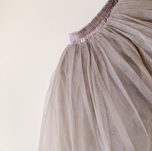 Load image into Gallery viewer, Full Tulle Skirt - Charcoal