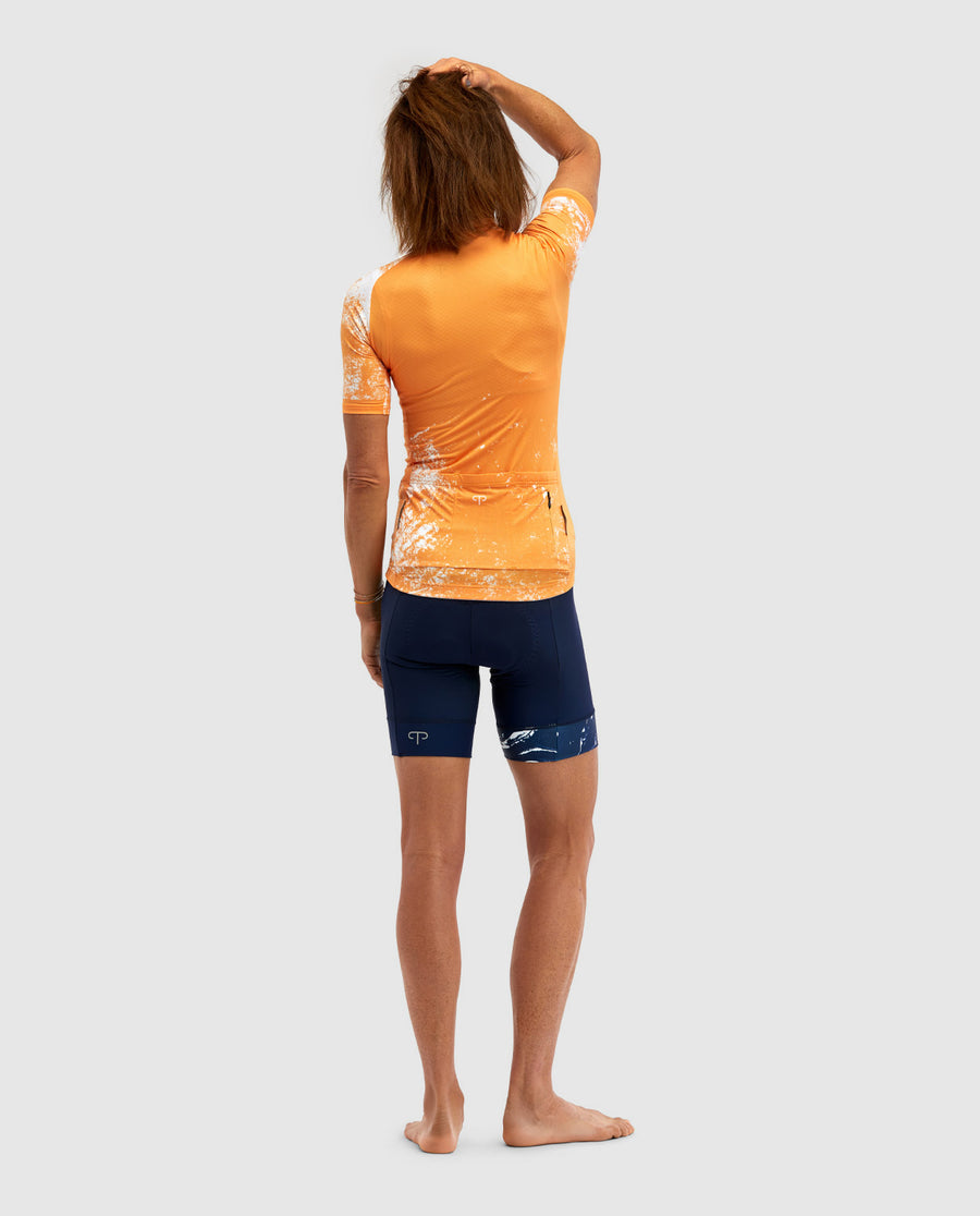 Ice Apricot Breeze Jersey