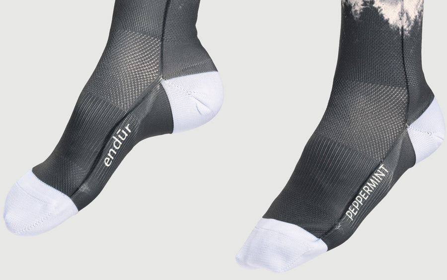 Pines Gravel Socks