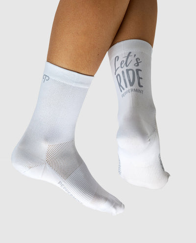 Lets Ride Signature Socks