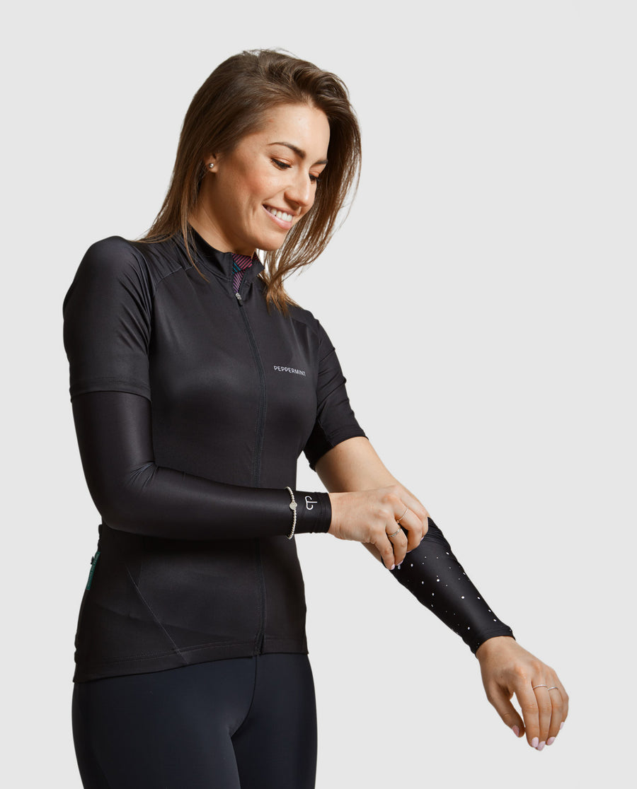 Fizzy Signature Arm Warmers