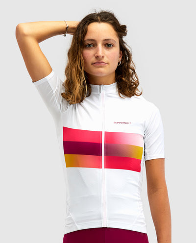 Mood White Signature Jersey