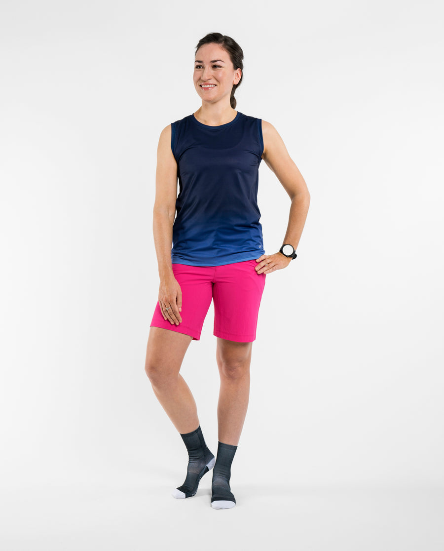 Frost Navy Trail Signature Tank