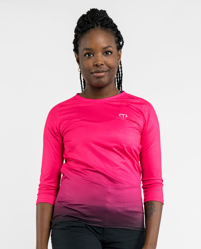Frost Raspberry Trail Signature 3/4 Jersey