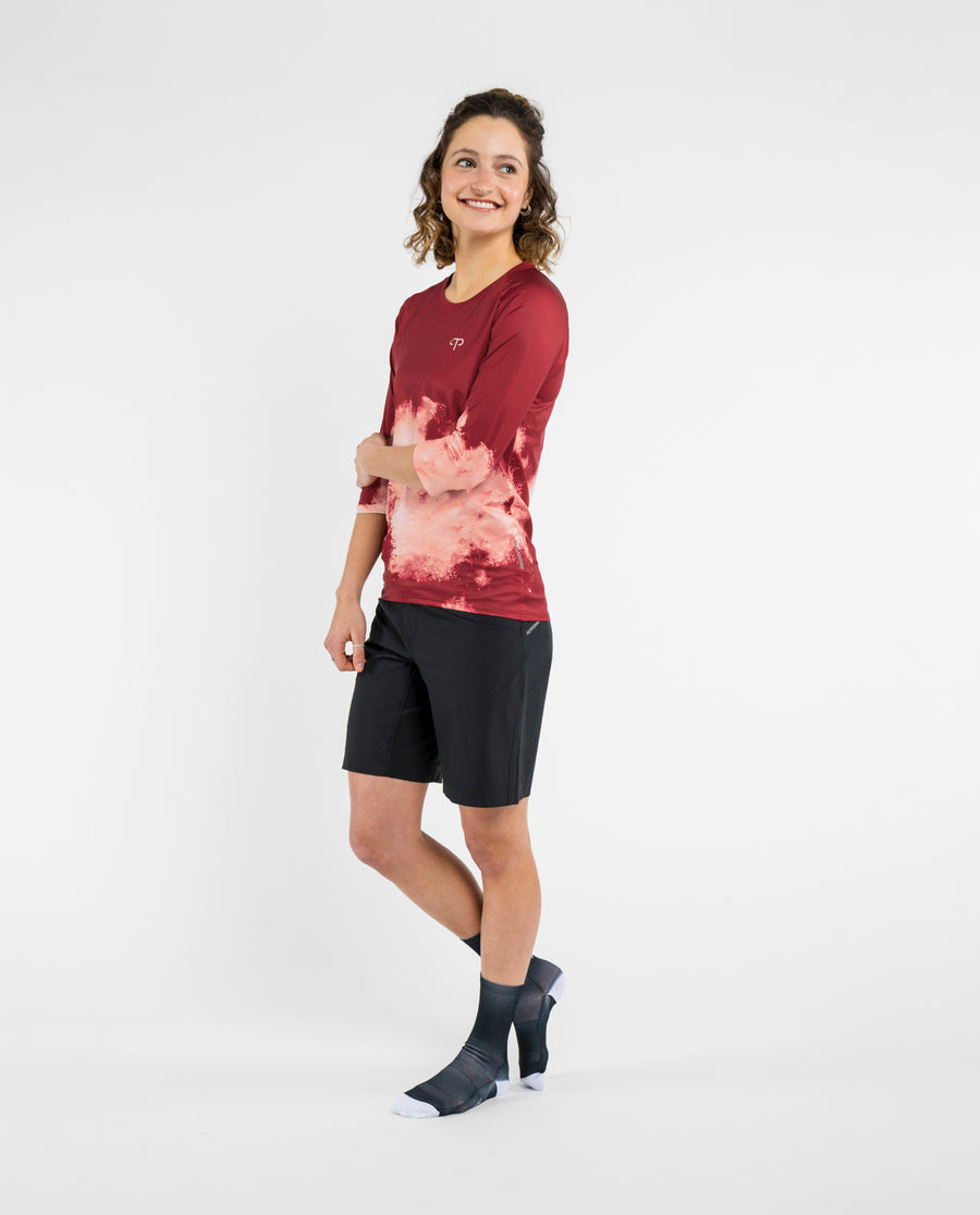 Lights Cherry Trail Signature 3/4 Jersey