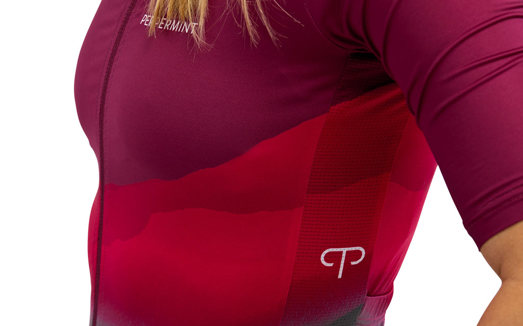 Glow Skinsuit Manches Courtes