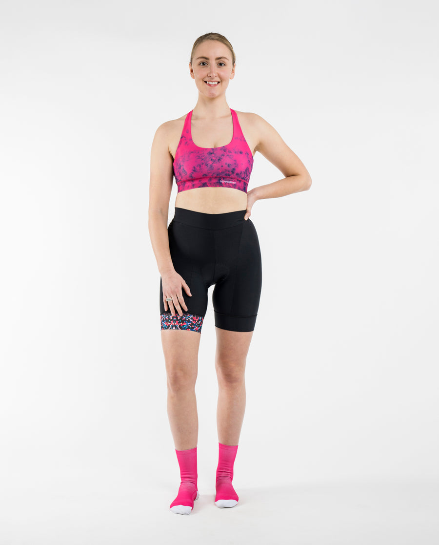 Sapins Raspberry Sports Bra