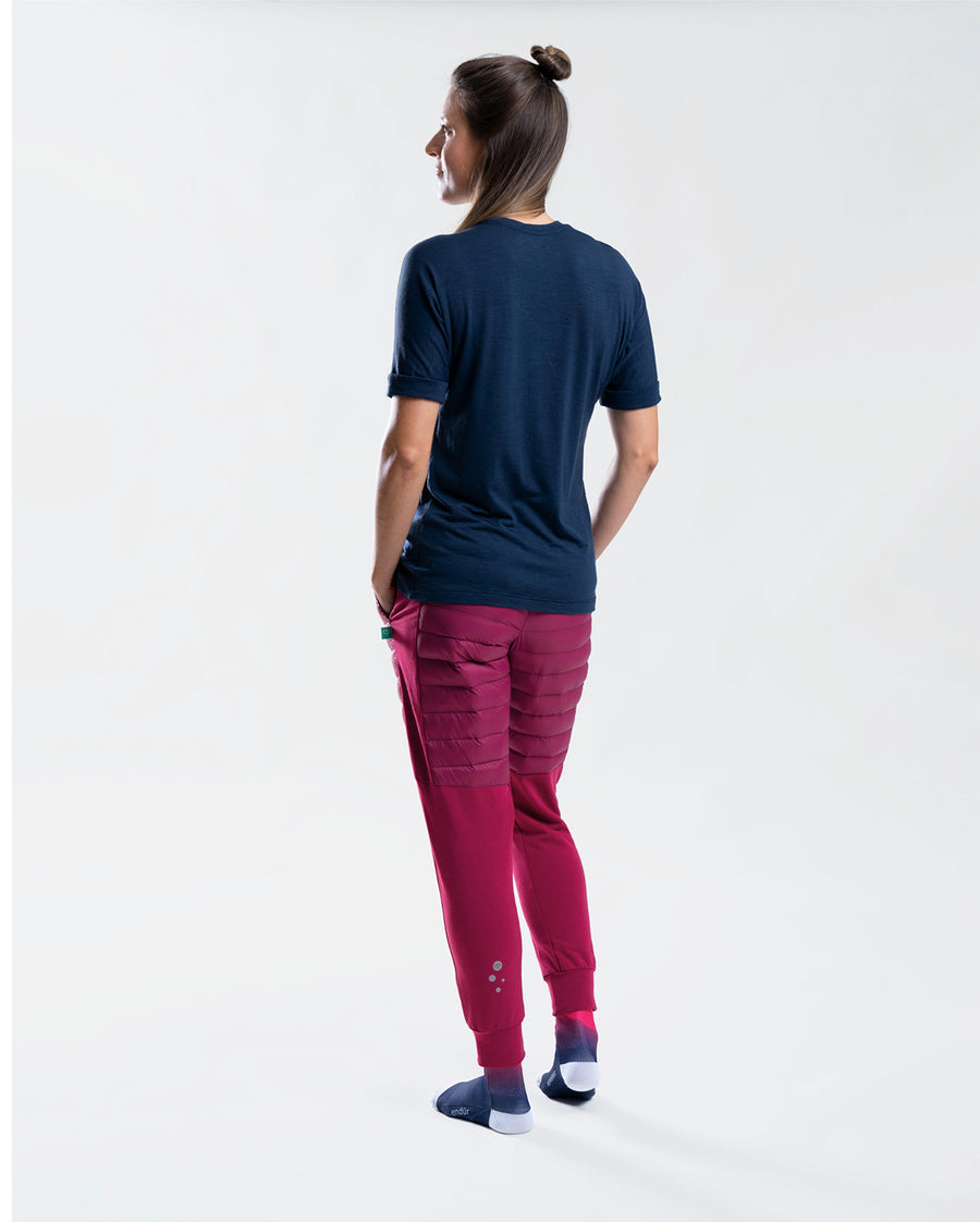 Merino Tee Base Layer Navy