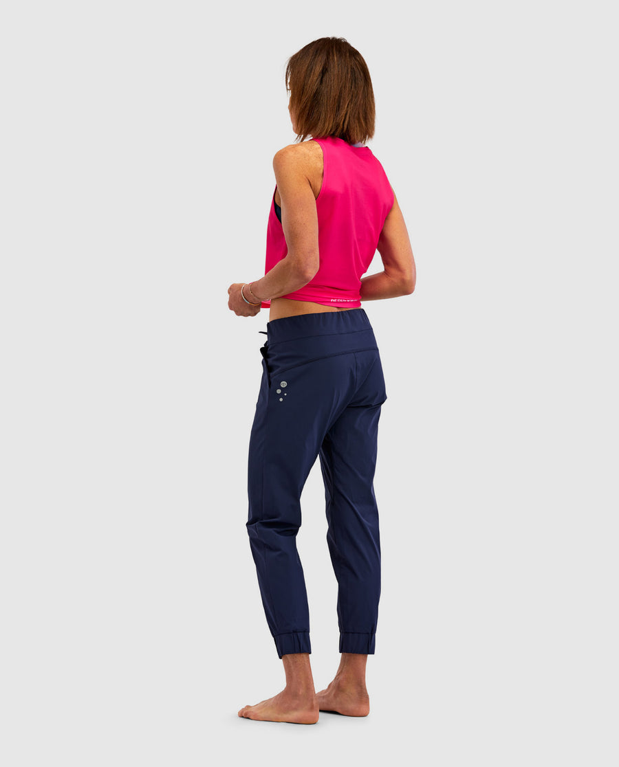 Navy Mellow Pant